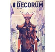 DECORUM #6 CVR B HUDDLESTON (MR)