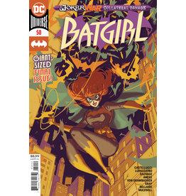 DC Comics BATGIRL #50 CVR A RILEY ROSSMO Second Printing