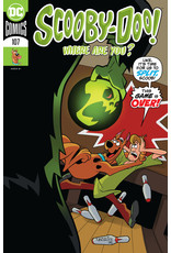 DC Comics SCOOBY-DOO WHERE ARE YOU #107