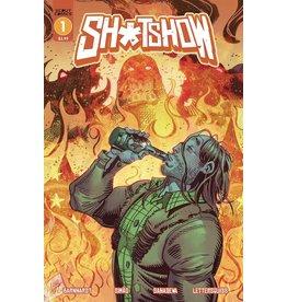 SCOUT COMICS SH*TSHOW #1 CVR A  SIMAO