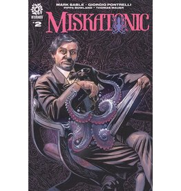 AFTERSHOCK COMICS MISKATONIC #2