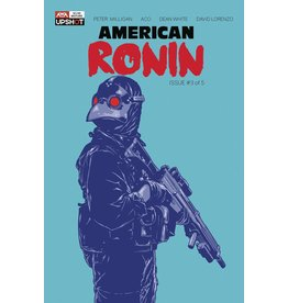 ARTISTS WRITERS & ARTISANS INC AMERICAN RONIN #3 (OF 5) (MR)