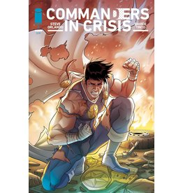 Image Comics COMMANDERS IN CRISIS #3 (OF 12) CVR A TINTO (MR)