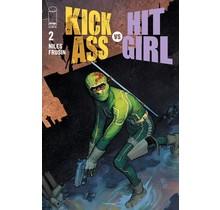 KICK-ASS VS HIT-GIRL #2 (OF 5) CVR A ROMITA JR (MR)