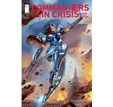 COMMANDERS IN CRISIS #3 (OF 12) CVR C CHATZOUDIS (MR)