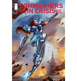 Image Comics COMMANDERS IN CRISIS #3 (OF 12) CVR C CHATZOUDIS (MR)