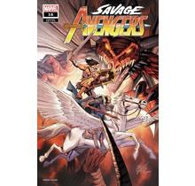 SAVAGE AVENGERS #16 PACHECO VAR