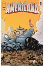 Image Comics POST AMERICANA #1 (OF 6) CVR C GUERRA (MR)