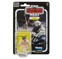 Star Wars The Black Series Yoda 6-Inch Action Figure with Accessories