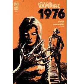 DC Comics AMERICAN VAMPIRE 1976 #3 (OF 9) CVR A RAFAEL ALBUQUERQUE
