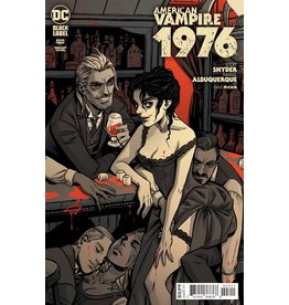 DC Comics AMERICAN VAMPIRE 1976 #3 (OF 9) CVR B VAR