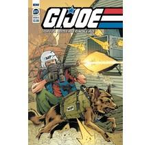 GI JOE A REAL AMERICAN HERO #277 CVR B SL GALLANT