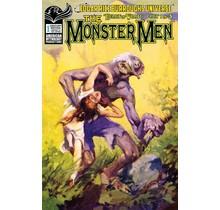 MONSTER MEN HEART OF WRATH #1 CENTURY ED PULP CVR