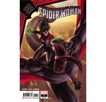 SPIDER-WOMAN #7 KIB