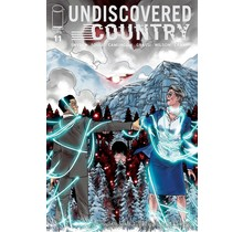 UNDISCOVERED COUNTRY #11 CVR A CAMUNCOLI
