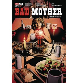 ARTISTS WRITERS & ARTISANS INC BAD MOTHER #5 (OF 5)