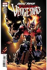 Marvel Comics GHOST RIDER RETURN OF VENGEANCE #1