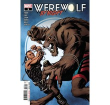 WEREWOLF BY NIGHT #3 (OF 4)