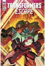 IDW PUBLISHING TRANSFORMERS ESCAPE #1 (OF 5) CVR A MCGUIRE-SMITH
