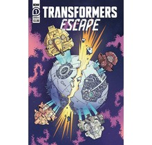 TRANSFORMERS ESCAPE #1 (OF 5) CVR B WINTON CHAN