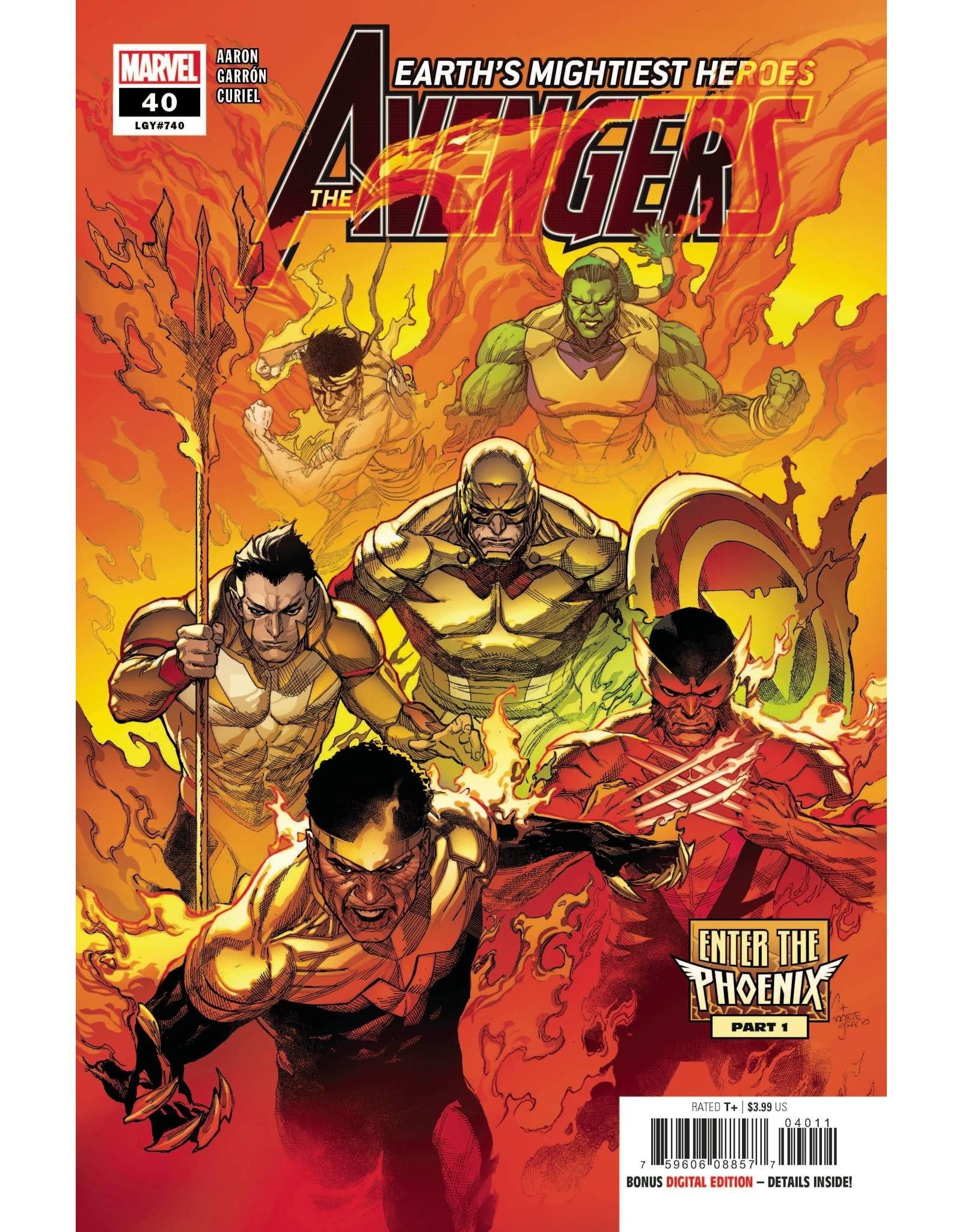 Marvel Comics AVENGERS #40