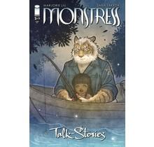 MONSTRESS TALK-STORIES #2 (OF 2)