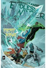 DC Comics JUSTICE LEAGUE ENDLESS WINTER #2 (OF 2) CVR A MIKEL JANIN (ENDLESS WINTER)