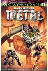 DC Comics TALES FROM THE DARK MULTIVERSE DARK NIGHTS METAL #1 (ONE SHOT)