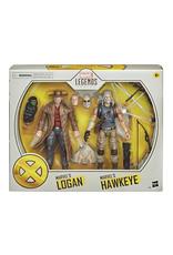 Hasbro X-MEN MOVIE LEGENDS 6IN OM WOLVIE & OM HAWKEYE 2PK AF CS