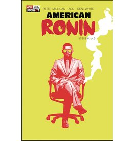 ARTISTS WRITERS & ARTISANS INC AMERICAN RONIN #1 (OF 5) CVR A ACO