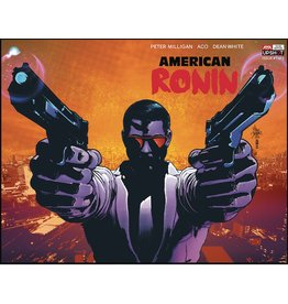 ARTISTS WRITERS & ARTISANS INC AMERICAN RONIN #1 (OF 5) CVR B DEODATO JR