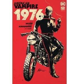 DC Comics AMERICAN VAMPIRE 1976 #1 (OF 9) CVR A RAFAEL ALBUQUERQUE