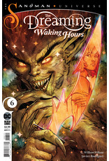 DC Comics DREAMING WAKING HOURS #6 (MR)