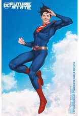 DC Comics FUTURE STATE SUPERMAN OF METROPOLIS #1 (OF 2) CVR B INHYUK LEE CARD STOCK VAR