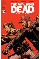 Image Comics WALKING DEAD DLX #6 CVR A FINCH & MCCAIG