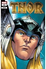 Marvel Comics THOR #11 NAUCK HEADSHOT VAR