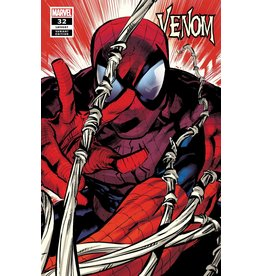 Marvel Comics VENOM #32 STEGMAN VAR KIB
