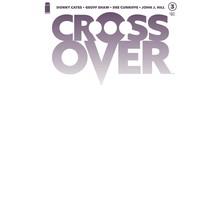 CROSSOVER #3 CVR C BLANK CVR