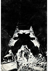 Image Comics CROSSOVER #3 1:25 SHAW RAW