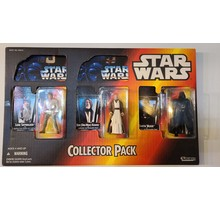 Star Wars Collector Pack 1, Luke, Obi-Wan, Vader