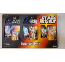 Star Wars Collector Pack 3, R2-D2, C-3PO, Storm Troop