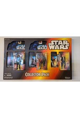 Kenner Star Wars Collector Pack 2, Lando, Han, Chewbacca
