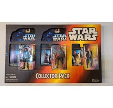 Star Wars Collector Pack 2, Lando, Han, Chewbacca