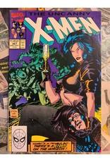Marvel Comics Uncanny X-Men #267 VF