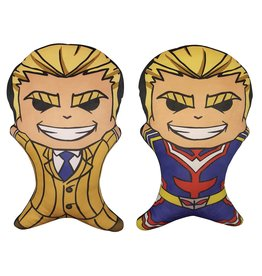 General PAL-O MY HERO ACADEMIA ALL MIGHT PILLOW PLUSH