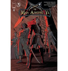 Image Comics A MAN AMONG YE #4
