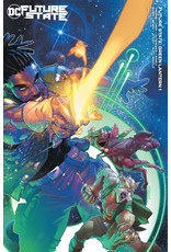 DC Comics FUTURE STATE GREEN LANTERN #1 (OF 2) CVR B JAMAL CAMPBELL CARD STOCK VAR