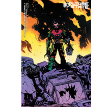FUTURE STATE ROBIN ETERNAL #1 (OF 2) CVR B DANIEL WARREN JOHNSON CARD STOCK VAR