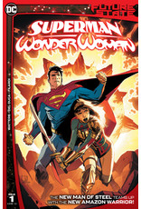 DC Comics FUTURE STATE SUPERMAN WONDER WOMAN #1 (OF 2) CVR A LEE WEEKS