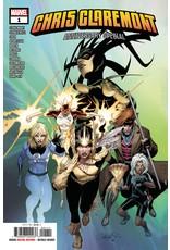 Marvel Comics CHRIS CLAREMONT ANNIVERSARY SPECIAL #1